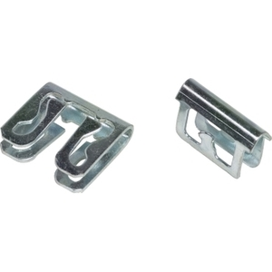Square D 4028356450K Door Hinge Replacement, 1 Old Style & 1 New Style, for HOM/QO-Line