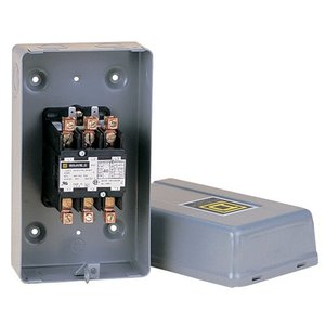 Easyheat PC403F Magnetic Power Contactor, 40 Amps, 120 Vac