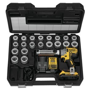 DEWALT DCE151TD1 Cordless Cable Stripper Kit