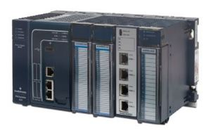 Emerson IC695CPK330 CPU, 1GHz, Dual Core, w/Ethernet, 64MB Memory, 4 Ports, w/Power Pack