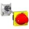 GV2APN02 IP54 THRU DOOR OP-MECH RED/YELL
