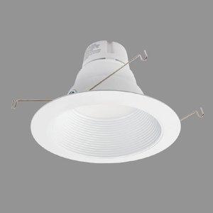 Elite Lighting RL531-950L-DIMTR-120-30K-90-W-WH LED Retrofit Lighting Module, 950 Lumen, 3000K, White