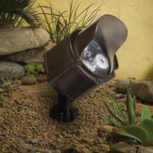 Kichler 15731BBR ACCENT LED 4.5W 10 DEG NARROW *** Discontinued ***