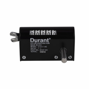 Eaton 5-D-8-1-AC Counter 5-d-8-1- Ac 1 To 1
