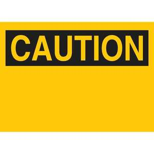 25356 CAUTION HEADER