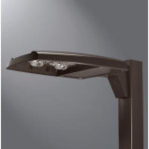 Lumark PRV-A40-D-UNV-T5-SA-BZ LED Area Luminaire, 143W, 15697 Lumen, 4000K, 120-277V