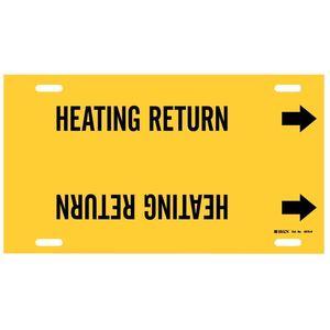 4070-H 4070-H HEATING RETURN/YEL/STY H