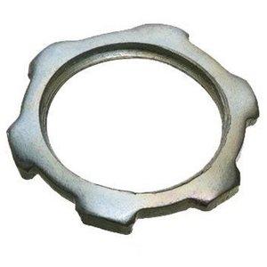 """American Fittings Corp LN300 Conduit Locknut, 3"""", Steel"""