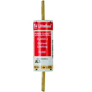 Littelfuse JLS090 Fuse, 90A, 600V, 200kAIC, Class J, Fast-Acting