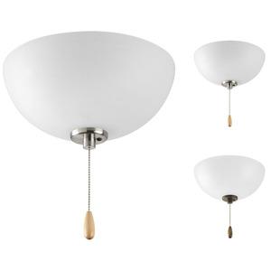 Progress Lighting P2650-01WB Fan Light Kit