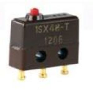 Micro Switch 1SX48-T Switch, Subminiature, Pin Plunger, 7A, 250VAC, Solder Terminals