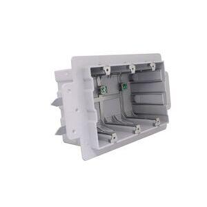 ICF-3-RLX PVC 3 GANG ICF BOX CCSA