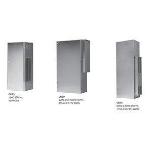 Hoffman CR290226G020 230V,50/60Hz,4.6/3.9A,2700BTU
