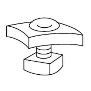 Kindorf G-974-1 Steel Fastener
