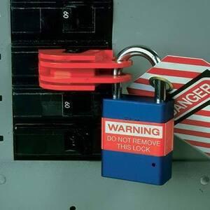 Panduit PSL-CB-V Universal Circuit Breaker Lockout Device