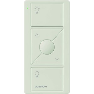 Lutron PJ2-3BRL-LA-L01R Caseta Wireless Pico remote control, 3-button