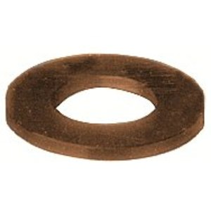 "Burndy 50FWBOX Flat Washer, 1/2"", Silicon Bronze"
