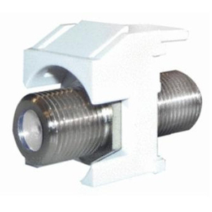 ON-Q WP3481-WH STANDARD F-CONNECTOR WH (M20)