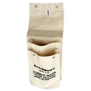 "Salisbury GB112 Canvas Glove Bag - 9"" x 14"""