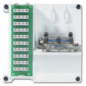 47603-1G4 COMPACT TEL & 4-WAY VIDEO PORT