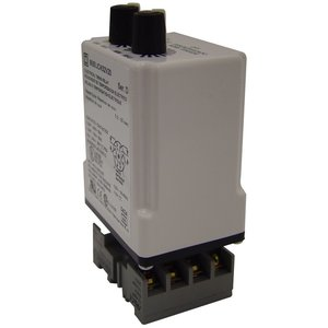 Square D 9050JCK57V20 Relay, Timer, 10A, 240VAC, 120VAC Coil, 8 Pin, Repeat Cycle