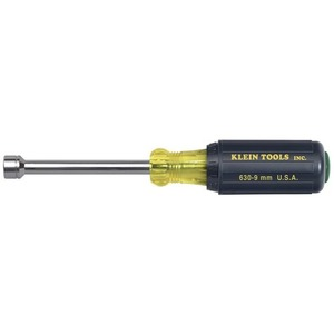 "630-9MM 9MM NUT DRIVER 3"" HOLLOW SHAFT"