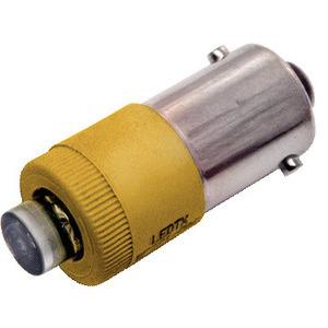LEDtronics BF321-0UY-028B LDT BF321-0UY-028B YELLOW LED LAMP
