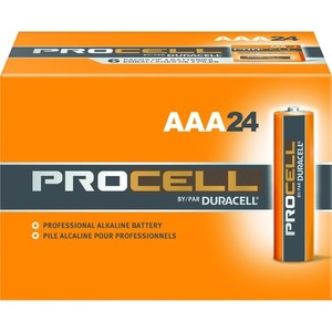 PC2400BK PROCELL BATTERY (AAA)