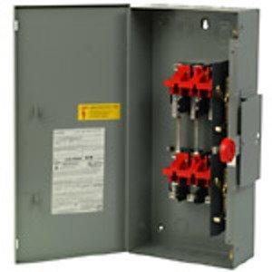 Eaton DT323UGK HDDT, 100 A, N1, 3-pole, 240 V, 250 Vdc