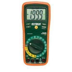 Extech EX411 Multimeter, True RMS, LCD