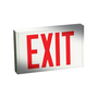 EX10WU  LED UNIVERSAL EXIT SIGN