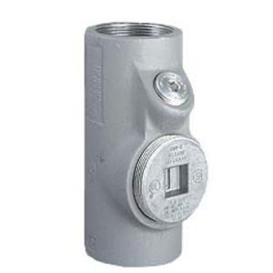 "Hubbell-Killark ENY-2M Sealing Fitting, 3/4"", Vertical/Horizontal, Explosionproof, Aluminum"