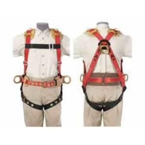 Klein 87831 Fall-arrest/positioning Harness Iron Work