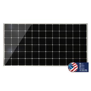 Mission Solar Energy MSE340SO6J Solar Module, Monocrystalline, 340W, 72 Cells, Black