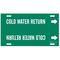 4030-F 4030-F CLD WATER RETURN/GRN/STY F