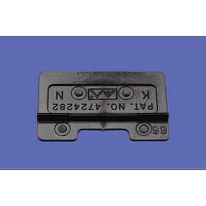 Allied Moulded 1K-100 Non-metallic Sgl Speed Klamp Bulk Pk