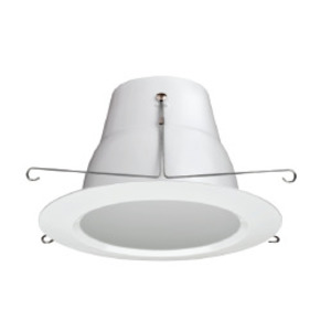 "Lithonia Lighting 7O3TORR6 Open Shallow Trim, 6"", White"