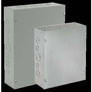 ASE8X6X4NK PULL BOX  SCREW COVER