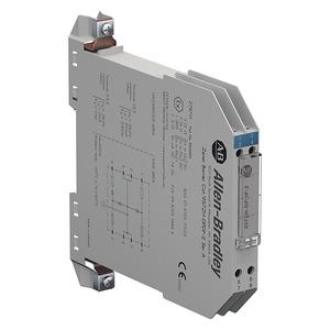 Allen-Bradley 937ZH-DPDP-2 Bulletin 937Z Zener Barriers, DC Positive Polarity, 250 ohms, Piode Power, Dual Channel