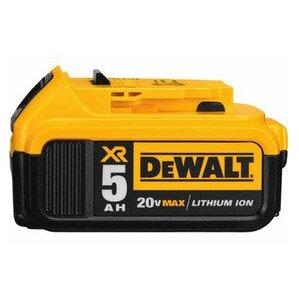 DEWALT DCB205 20V Lithium Battery