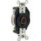2360 EB REC LOCK 3P/3W L1020 20A125/250V