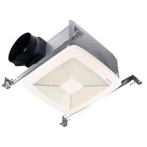 Broan QTXE080 Ceiling Fan, Energy Efficient, 80 CFM