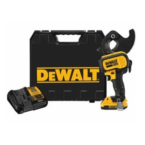 DEWALT DCE155D1 Cable Cutting Tool Kit, Cordless