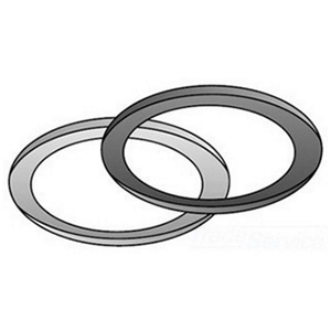 OZ Gedney 4QG-400 OZG 4QG-400 4 IN L-T SEALING RING