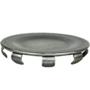 "American Fittings Corp KOS200 Knockout Seal, 2"", Snap-In, Steel/Zinc"