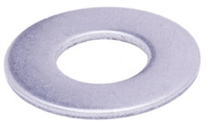 Harger Lightning & Grounding W4S-100 HLP W4S-100 1/4 FLAT WASHER 1