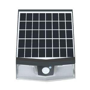 Light Efficient Design RP-SWL-15W-40K-BK-G1 LED Solar Wall Pack