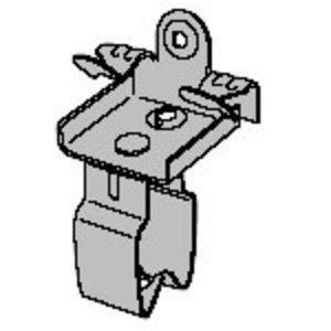 Thomas & Betts SSF-CS3/4-H1/4 FLANGE MOUNT PUSH-IN CONDUIT CLAMP