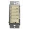 LTT60-1LI IV TIMER DEC 5 BTN SP 5A120VAC