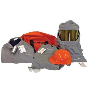 Salisbury SK40L Arc Flash Kit / Suit, 40 CAL/CM², Large